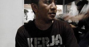 Ketua KPUD Bolmong Fahmi Gz Gobel