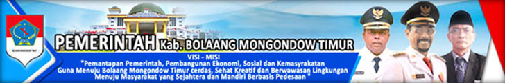 Pemerintah Kabupaten Bolaang Mongondow Timur
