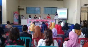 Pemkot Kotamobagu Gelar Perdana Sosialisasi KDRT & Kekerasan Terhadap Anak
