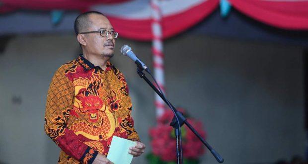 Kepala Dinas Komunikasi Informatika dan Persandian Kabupaten Bolaang Mongondow Utara, Aang Wardiman, Ak, AC.
