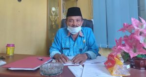 PJS Kepala Desa Boroko Timur, Rizal Patadjenu