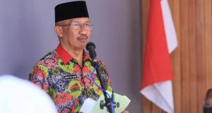 Sekretaris Daerah Bolaang Mongondow Utara, Dr. Drs. H. Asripan Nani, M.Si