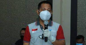 Kepala Dinas Kesehatan Kabupaten Bolaang Mongondow Utara, dr. Jusnan C. Mokoginta, MARS