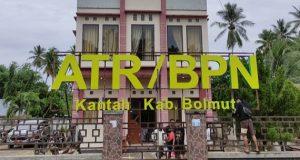 Kantor ATR/BPN Kabupaten Bolaang Mongondow Utara