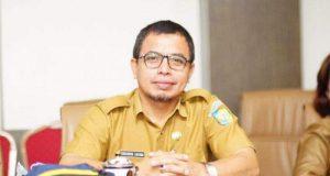 Kepala Badan Pengelola Keuangan Daerah, Sirajudin Lasena, SE, M.Ec.Dev