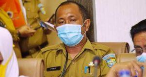 Kepala Dinas PMD Bolmut, Fadly Tadjudin Usup, SE, MM.
